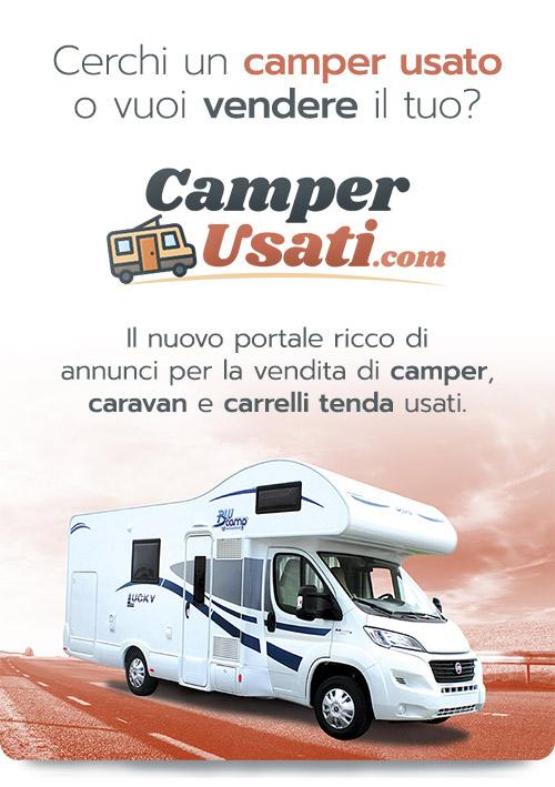 Camper usati - Annunci gratuiti camper usati e caravan usate